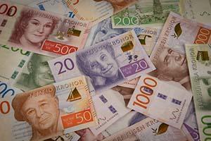 Через пять лет Швеция может отказаться от денег